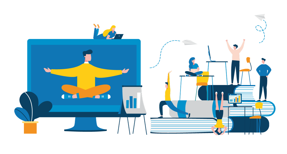 Post-Corona-Konzept - Gesundheitsmanagement und virtuelle Führungen