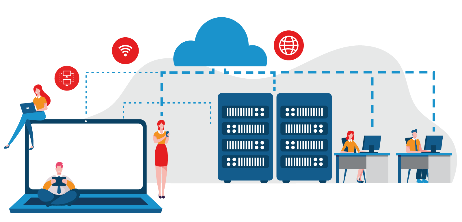 Post-Corona-Konzept - IT-Sicherheit & Software-Ergonomie